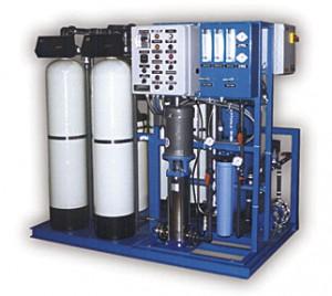 Hệ thống lọc nước thẩm thấu ngược
