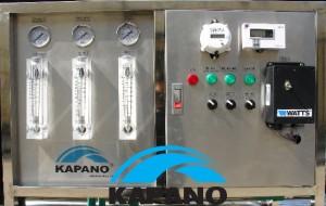 Bảng điều khiển máy lọc nước tinh khiết công nghiệp Kapano