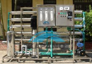 Máy lọc nước tinh khiết công nghiệp 3000 lít/giờ Kapano