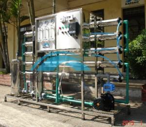 Máy lọc nước tinh khiết RO 3000 lít/giờ Kapano