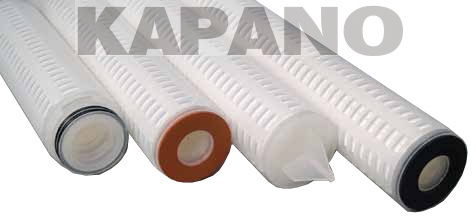 Kapano high purity filter cartridges